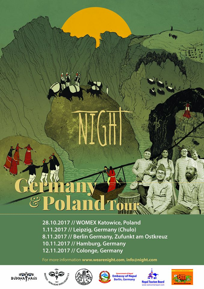 Germany and poland tour
